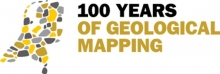 100 Years of Geological Mapping Logo